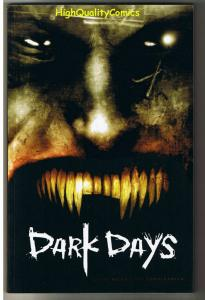 DARK DAYS, 30 Days of Night, TPB, GN, VF/NM, 1st, 2004,Steve Niles, Ben Temples