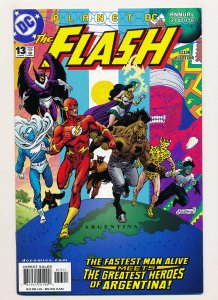 Flash (1987) Annual #13 VF Last issue