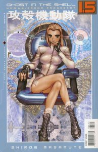 Ghost in the Shell 1.5: Human-Error Processor #4 VF/NM; Dark Horse | save on shi