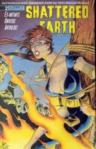 SHATTERED EARTH #2, VF/NM, Jim Balent, Eternity Comics 1988 more Indies in store