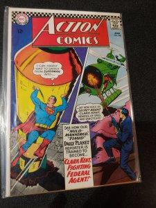 ACTION COMICS #348 FINE-
