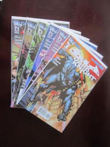 Batman The Dark Knight (2011 2nd Series) #1-6 - 9.0 - 2011
