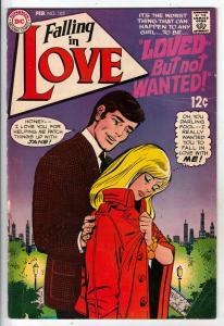 Falling in Love #105 (Feb-69) FN+ Mid-High-Grade