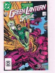 The Green Lantern Special #2 VF DC Comics Comic Book Hal Jordan 1989 DE21