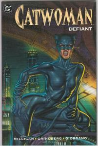 2 DC Comic Books Catwoman: Defiant Justice League Task Force # 0 Mark Waid BH55