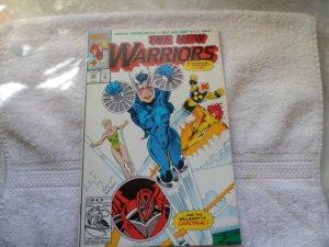 1992 MARVEL COMICS THE NEW WARRIORS # 28
