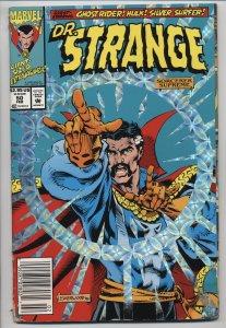Doctor Strange, Sorcerer Supreme #50 (1993)