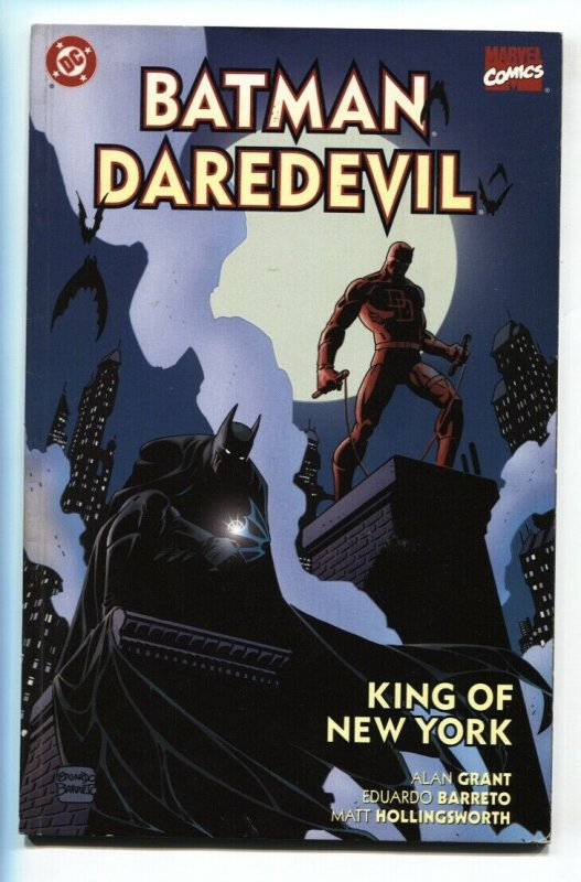 Batman/Daredevil 2000 Trade Paperback DC Marvel