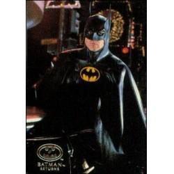 1992 Topps Stadium Club Batman Returns BATMAN #9