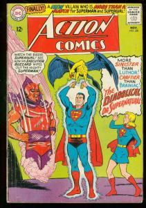 ACTION COMICS #330 1965- SUPERMAN-DC COMICS FN