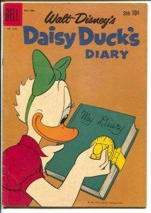 Daisy Duck's Diary-Four Color Comics #1150-1961-Dell-Carl Barks-Walt Disney-VG+
