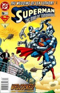 Superman: The Man of Tomorrow #5, NM (Stock photo)