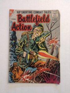 Battlefield Action #22 (1958)