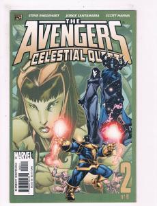 Avengers Celestial Quest # 2 VF/NM 1st Print Marvel Comic Book Thor Hulk S44