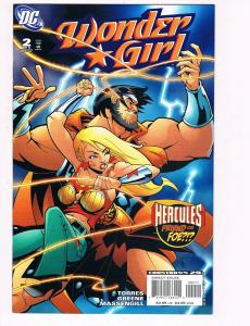 Wonder Girl # 8 DC Comic Books Hi-Res Scans Modern Age Awesome Issues WOW!!!! S3