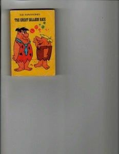 4 Books The Great Balloon Race Diamond Fountain Batman Bugs Bunny Crusader JK10