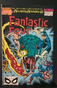 Fantastic Four Annual #22 (1989)