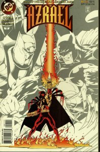 Azrael / Agent of the Bat #1 - NM - 1995
