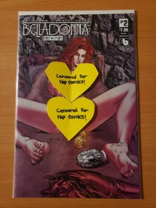 Belladonna Fire and Fury #2 Playtime Adult Extreme Variant Cover