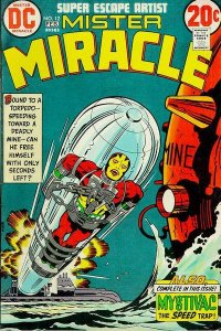 Mister Miracle #12 (ungraded) stock photo
