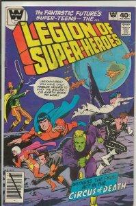 Legion of Super Heroes #261 ORIGINAL Vintage 1980 DC Comics Whitman Variant