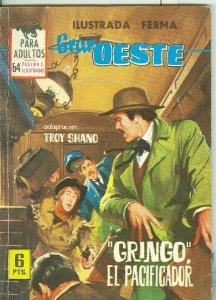Gran Oeste numero 261: Gringo, el pacificador