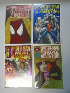 Spider-Man The Final Adventure set #1-4 8.0/VF (1995)
