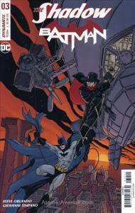 Shadow/Batman, The #3A VF/NM; Dynamite | save on shipping - details inside