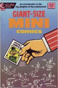 Giant-Size Mini Comics #1, VF- (Stock photo)