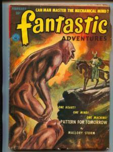 Fantastic Adventures-Pulp-2/1952-Milton Lesser-Mallory Storm
