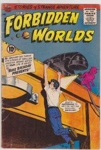 Forbidden Worlds #91