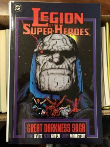 Legion of Super-Heroes: The Great Darkness Saga TPB (1989) VF