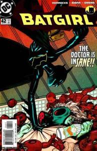 Batgirl (2000 series) #42, NM (Stock photo)