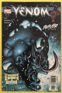 VENOM 4 SHIVER PART 4 MARVEL 2003