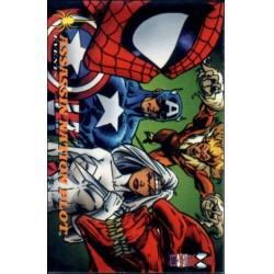 1994 Fleer Amazing spider-man ASSASSIN NATION PLOT #140