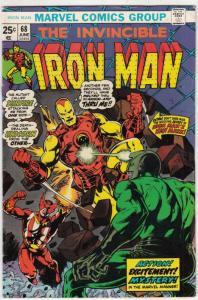 Iron Man #68 (Jun-74) VF/NM High-Grade Iron Man