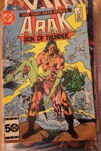 Arak Son of Thunder 45