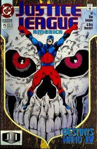 Justice League America #75 (1993)