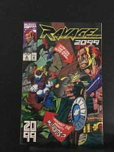 Ravage 2099 #4 (1993)