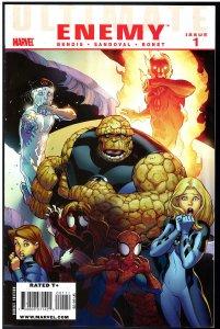 Ultimate Enemy #1 (Marvel, 2010)