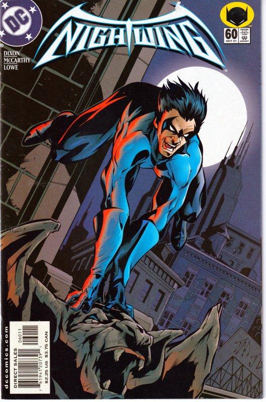 Nightwing(vol. 1)#4,35,44,55,58, 59, 60,62,73 Joker, 1st Lady Vic, No Mans Land,