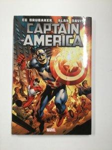 Captain American Volume Vol. 2 Tpb Hardcover Hc Near Mint Nm Marvel
