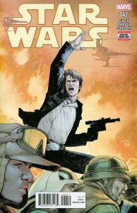 STAR WARS #42, VF/NM, Luke Skywalker, Darth Vader, 2015 2018, more SW in store