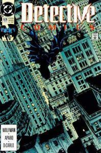 Detective Comics (1937 series) #626, NM- (Stock photo)