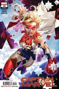 Captain Marvel (2019 series) #10, NM (Stock photo)
