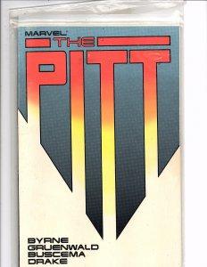 Marvel Comics New Universe The Pitt #1