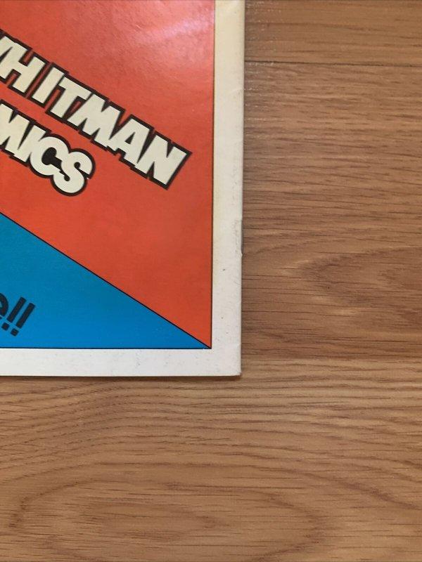 Whitman Comics Tragg & the Sky Gods #9 1982 Comic Book Sprawn & Yargon