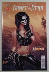 Grimm Fairy Tales Dance of the Dead #5 Variant Cover C Zenescope 2018