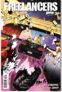 Freelancers #3A VF/NM; Boom!   save on shipping - details inside