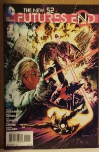 The New 52: Futures End #1 (2014)